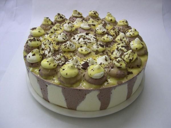 Schoko-Eierlikör-Torte